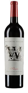 Waitsburg Cellars Merlot Malbec Mourvedre Three 2012 750ml